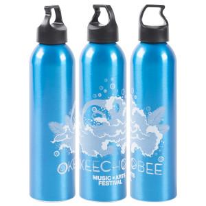 Okeechobee Wave Water Bottle