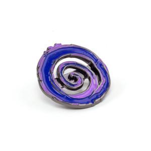 Lapel Pin - Spiral
