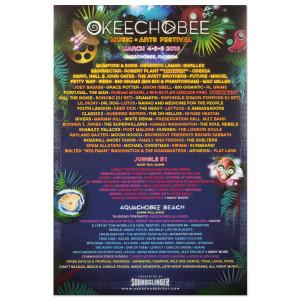 Okeechobee 2016 Event Poster