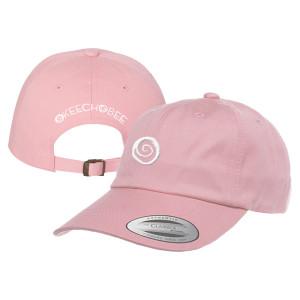 Pink Portal Dad Hat