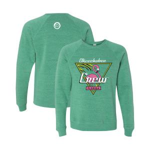 Flamingo Crew Sweatshirt
