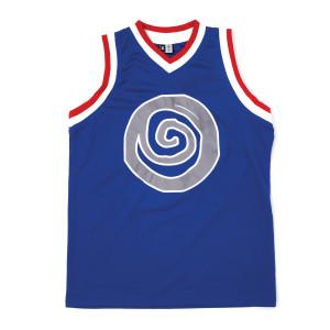 Blue Spiral Jersey