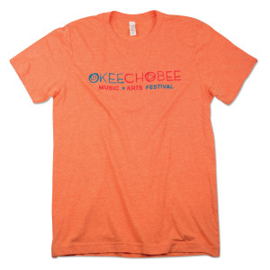 Okeechobee Logo Tee