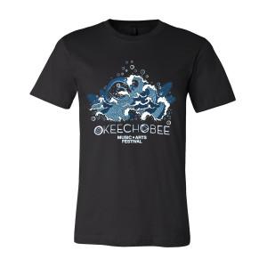 Okeechobee Wave Tee