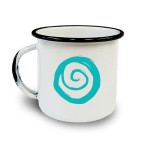 Okeechobee Enamel Camping Mug