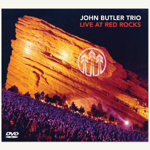 John Butler Trio - Live At Red Rocks CD/DVD