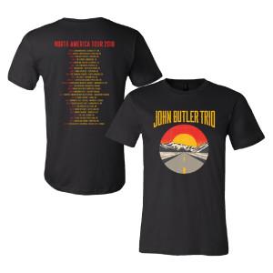 John Butler Trio 2018 Tour T-shirt