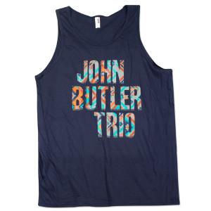 John Butler Trio Aztec Men's Tank