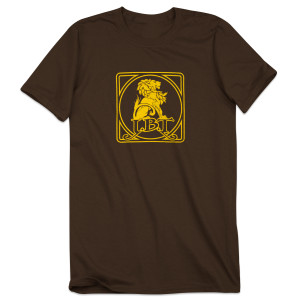 JBT Lion Design T-Shirt