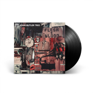 Flesh & Blood Signed Vinyl