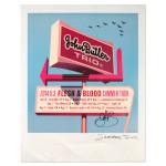 John Butler Trio 2014 Summer Tour Poster