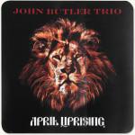 April Uprising Lion Stickers