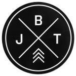 John Butler Trio Logo Sticker