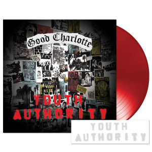 Youth Authority LP + Youth Authority MP3 Album + Stencil