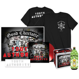 Youth Authority LP + Stencil + Signed Litho + T-shirt + Koozie + Lunchbox + Youth Authority MP3 Album