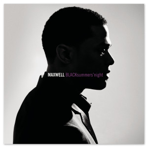 Maxwell BLACKsummers' Night (2009) CD
