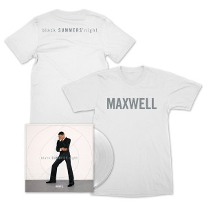 Limited Edition Clear Vinyl + T-Shirt