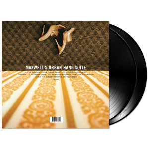 Maxwell Urban Hang Suite 2-disc LP