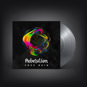 Free Rein Silver Colored Vinyl