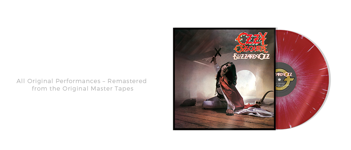 Shop for Blizzard of Ozz Here