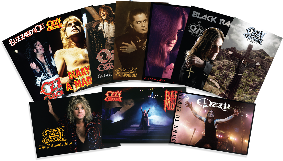 Shop Ozzy Posters Here