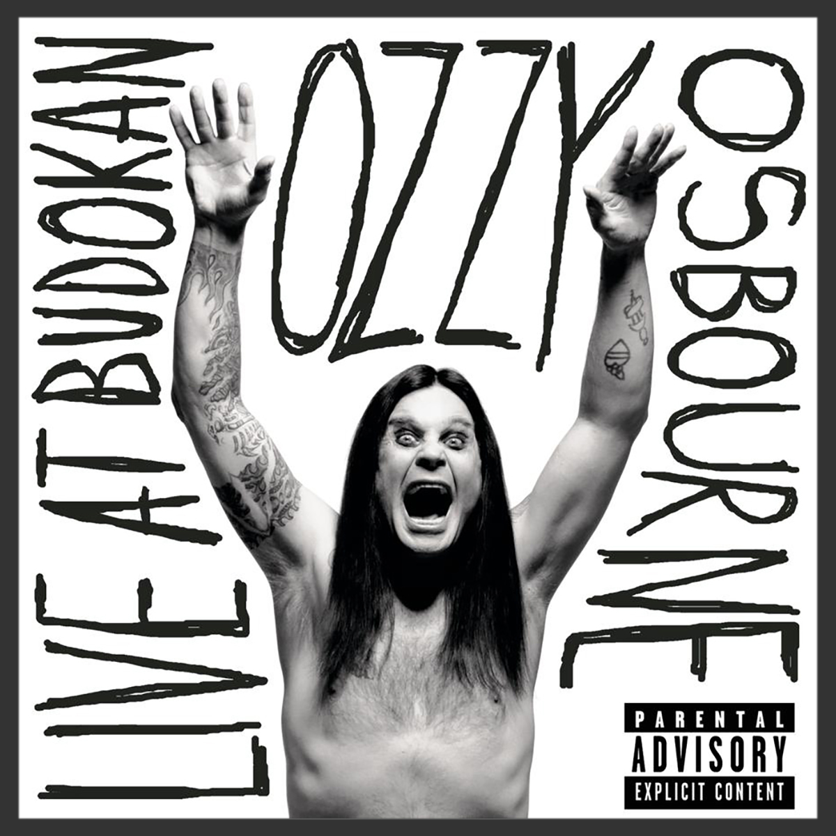 Live At Budokan [Explicit] CD