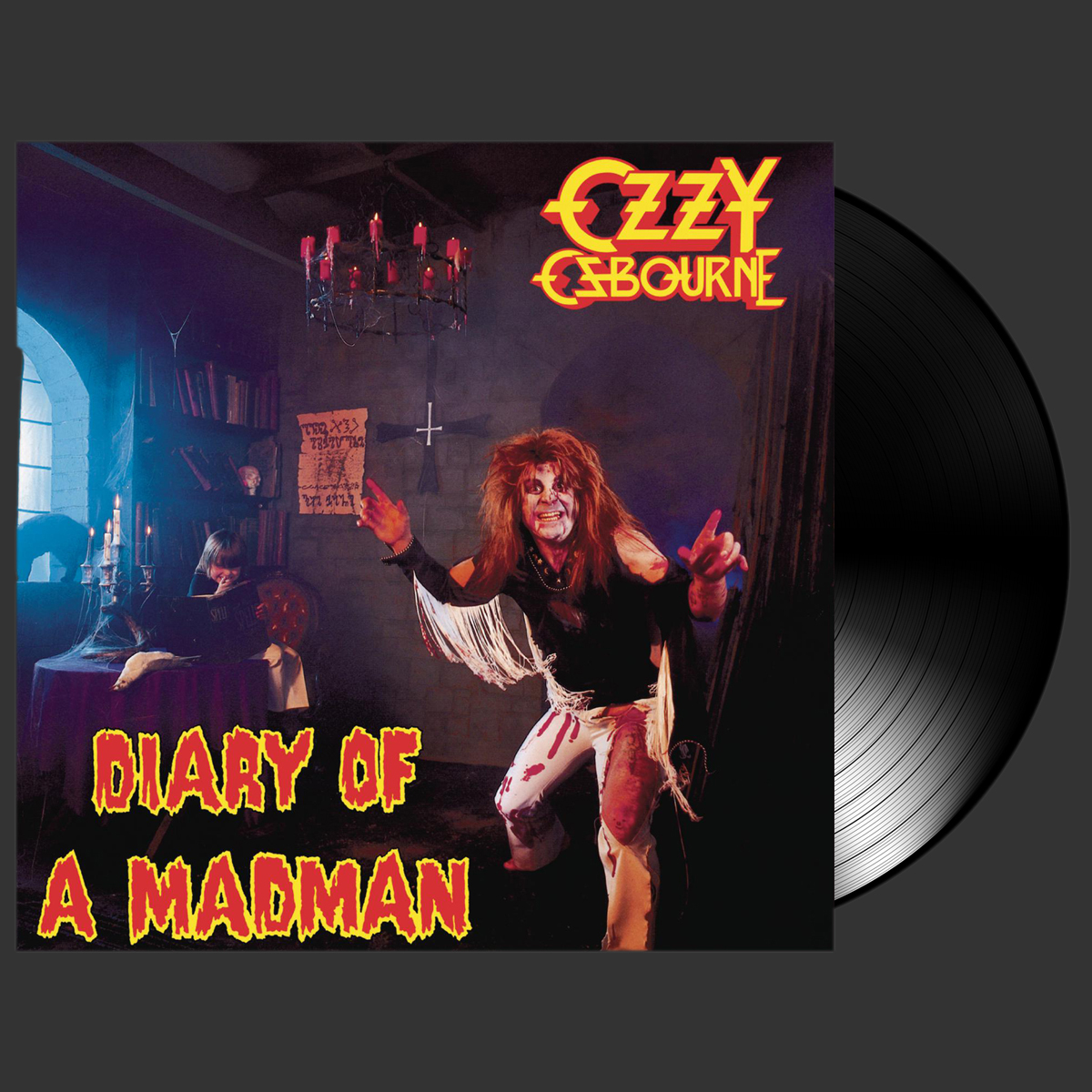 Diary Of A Madman LP