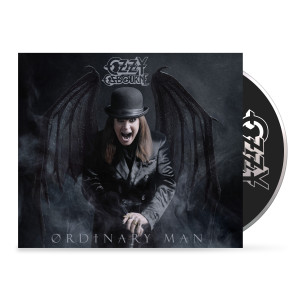 Ordinary Man Deluxe Softpack CD