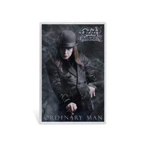 Ordinary Man Cassette - Cane Cover Art