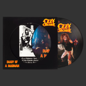 Diary Of A Madman (Picture Disc) LP