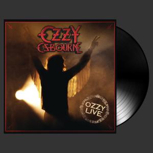 Ozzy Live LP