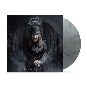 Ordinary Man Deluxe Silver Smoke Vinyl