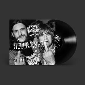 "Ozzy Osbourne + Motorhead - Hellraiser 10"" Single LP"
