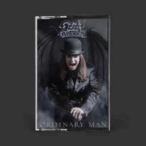 Ordinary Man Cassette - Original Cover Art