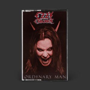 Ordinary Man Cassette - Devil Cover Art