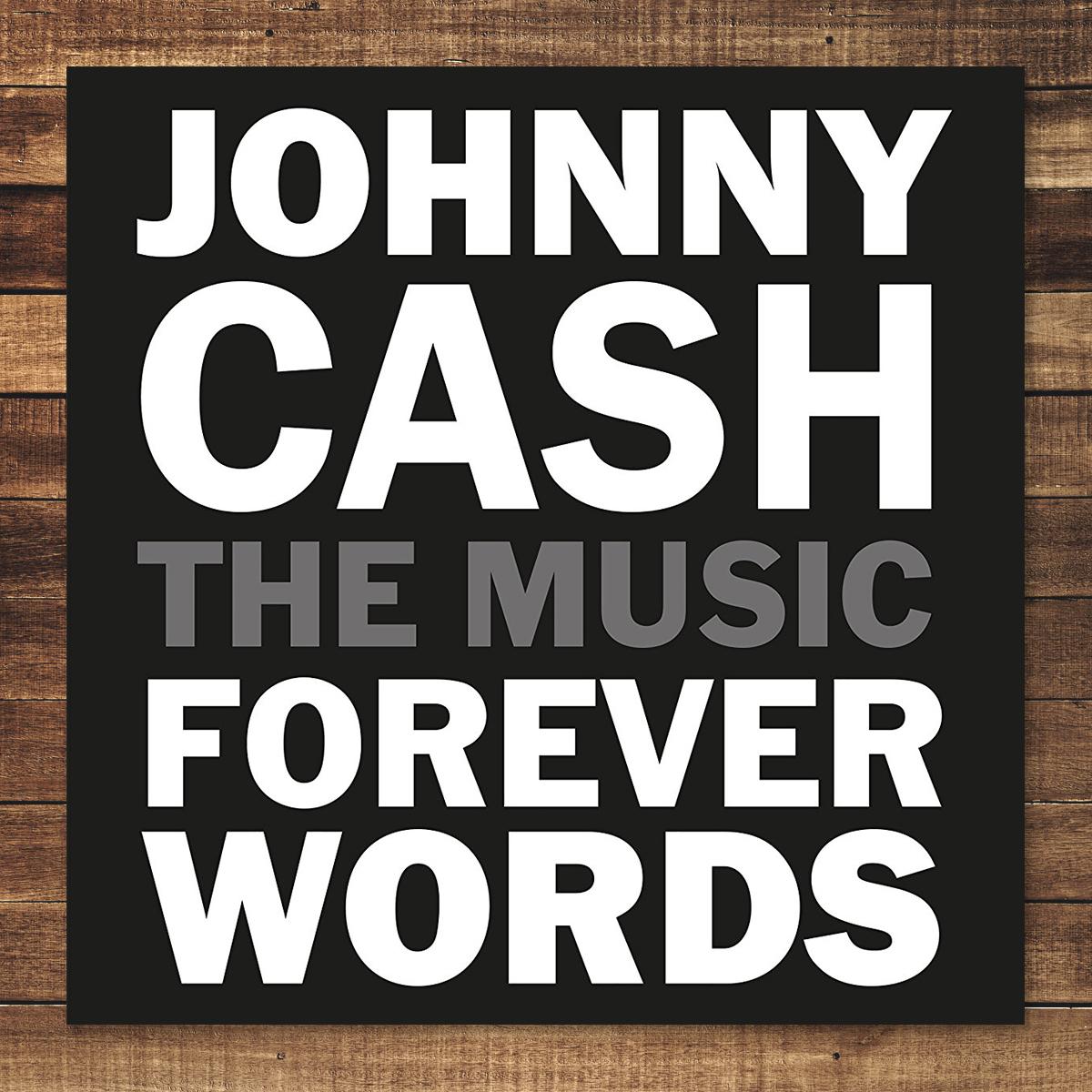 Johnny Cash Forever Words CD