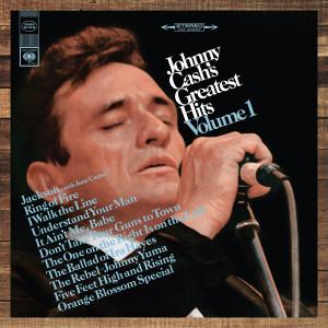 Johnny Cash's Greatest Hits Volume I Vinyl