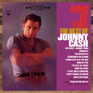 Ring Of Fire/The Best Of Johnny Cash CD