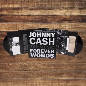 Johnny Cash Forever Words LP