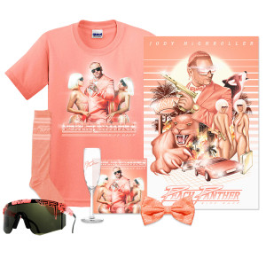 Peach Panther Platinum MP3 Bundle