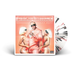 Riff Raff - Limited Edition Peach Panther Clear Splatter Vinyl