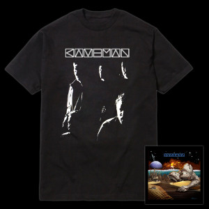 Otero War CD & Silhouette T-Shirt Bundle