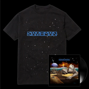 Otero War Vinyl & Stars T-Shirt Bundle