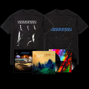 2 T-Shirt/3 Vinyl Bundle