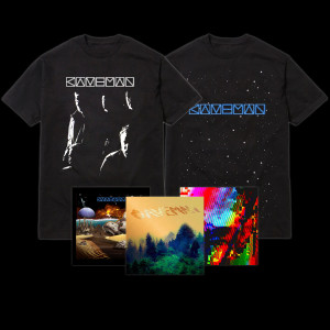 2 T-Shirt/3 CD Bundle