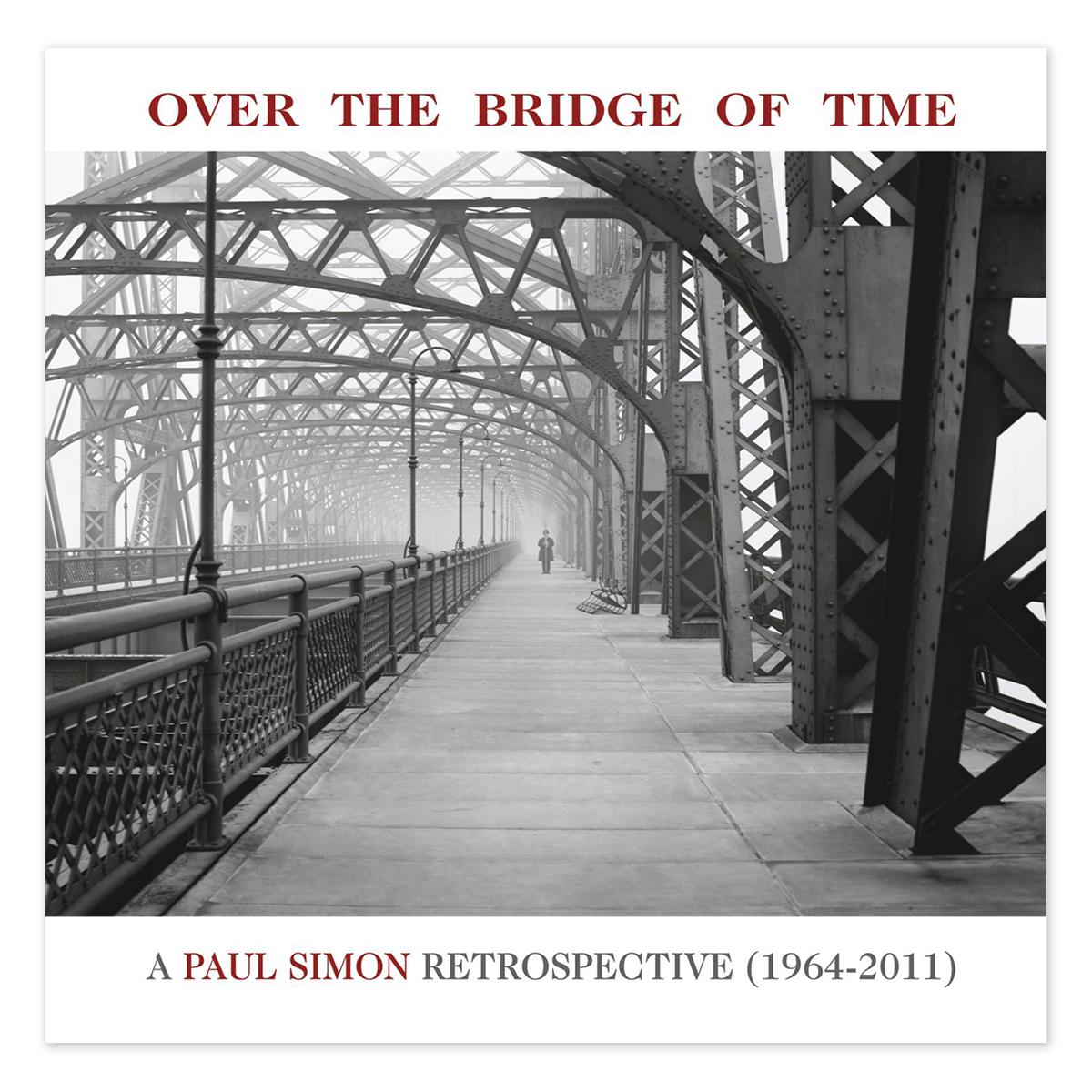 Paul Simon Over The Bridge Of Time: A Paul Simon Retrospective (1964-2011) CD