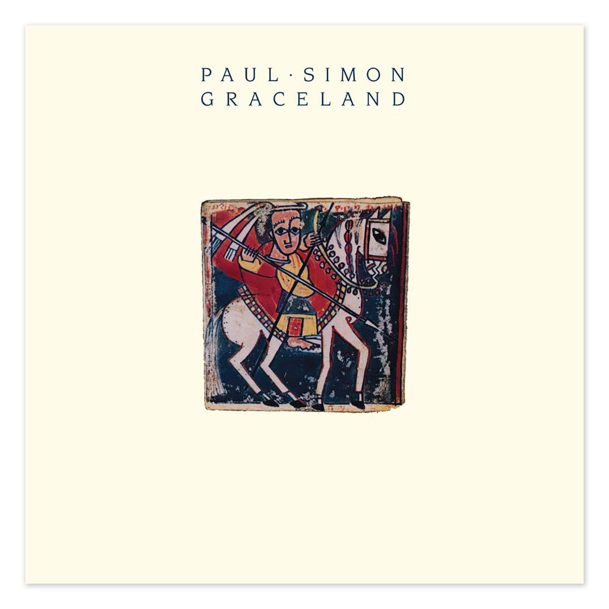 Paul Simon Graceland 25th Anniversary Edition Vinyl LP