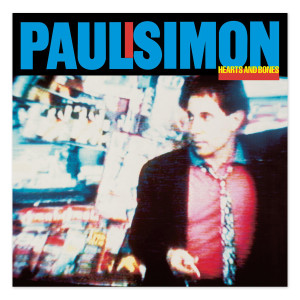 Paul Simon Hearts And Bones CD