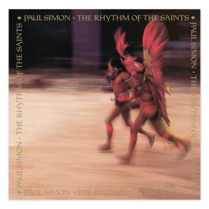 Paul Simon The Rhythm Of The Saints CD