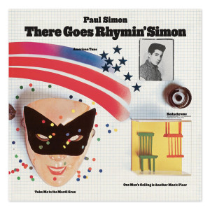 Paul Simon There Goes Rhymin' Simon CD